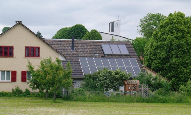 3.68 kWp Indach – 5079 Zeihen
