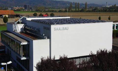 30 kWp Aufgeständert – Saalbau, 4332 Stein