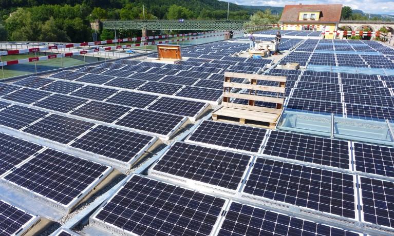 85 kWp Aufgeständert – Zollhaus 5322 Koblenz