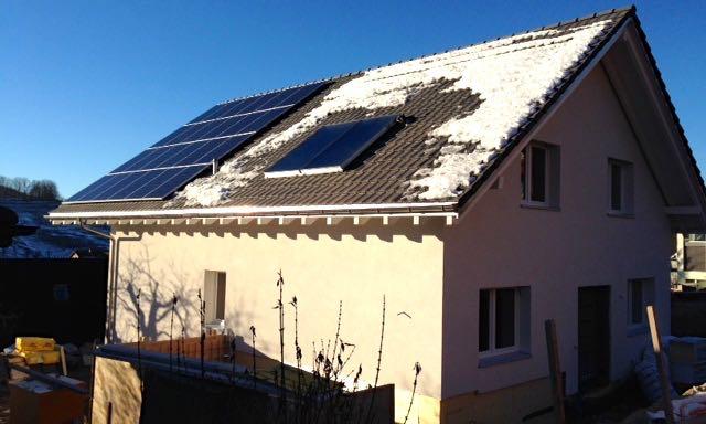 6.0 kWp Aufdach – 4634 Wisen