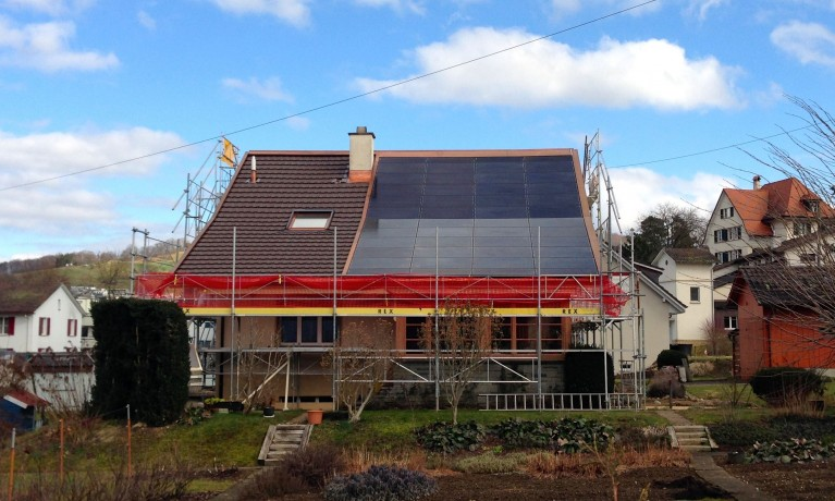 8.80 kWp Indach – 5070 Frick