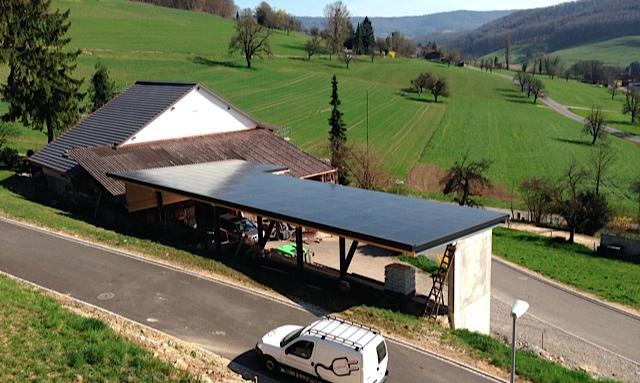 35.15 kWp Indach – 4315 Zuzgen