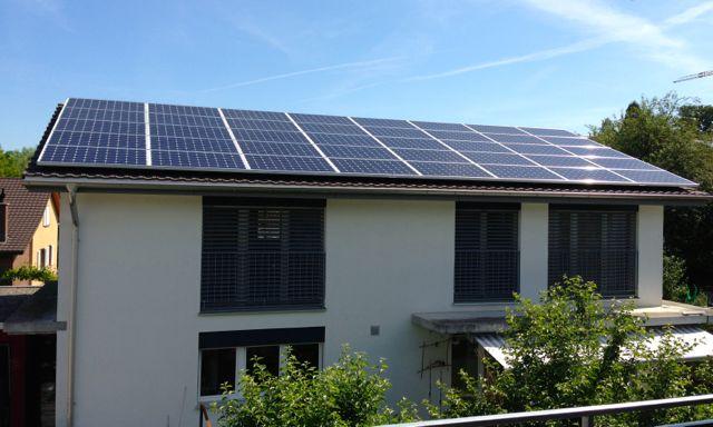 10.6 kWp Aufdach – 5078 Gipf-Oberfrick