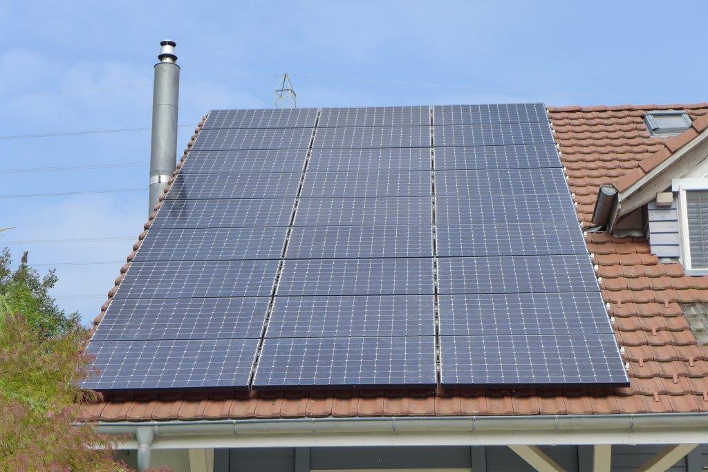 8.77 kWp Aufdach – 5085 Sulz AG