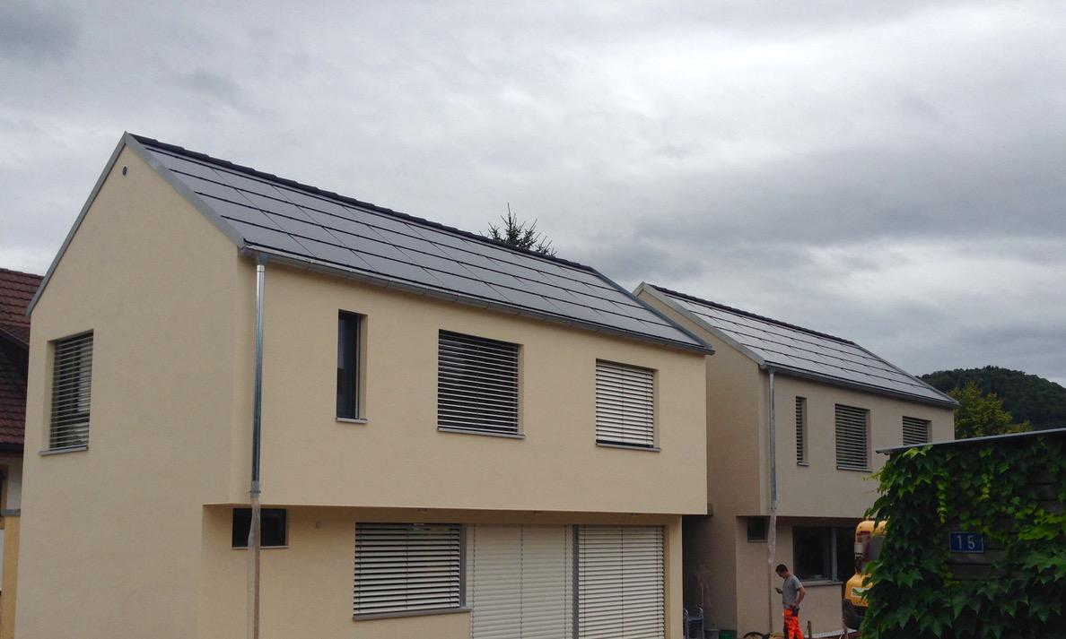 Indach 5.52 kWp – 5073 Gipf-Oberfrick