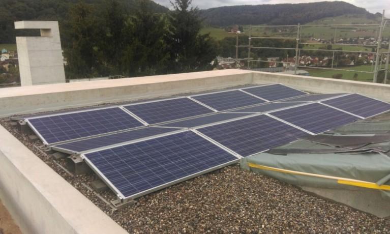 4.59 kWp Aufgeständert – 4460 Gelterkinden