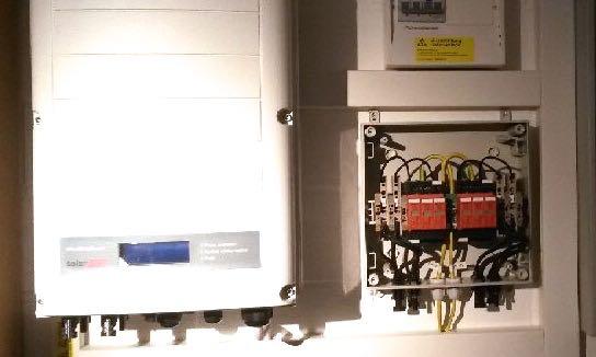 Aufdach 7.68 kWp – 4125 Riehen