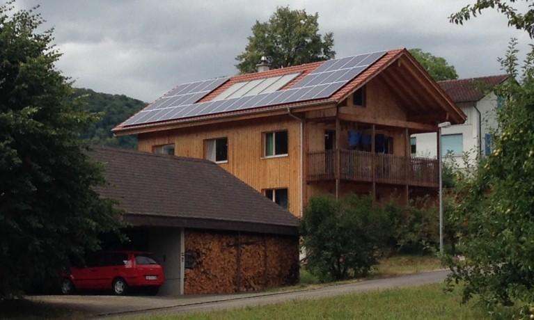 8.02 kWp Aufdach – 5064 Wittnau
