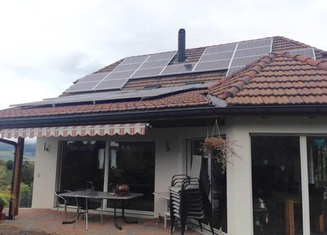 9.54 kWp Aufdach – 5079 Zeihen