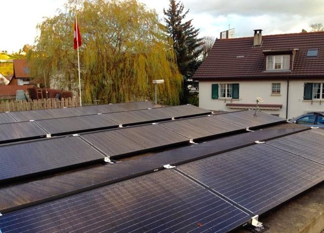 7.28 kWp Aufgeständert – 5079 Zeihen