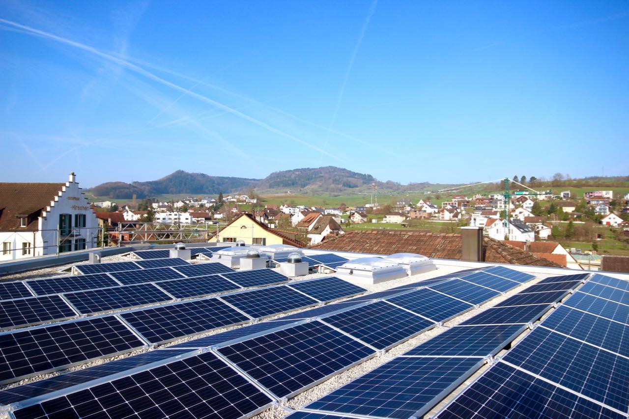 21.23 kWp Aufgeständert – 5073 Gipf-Oberfrick