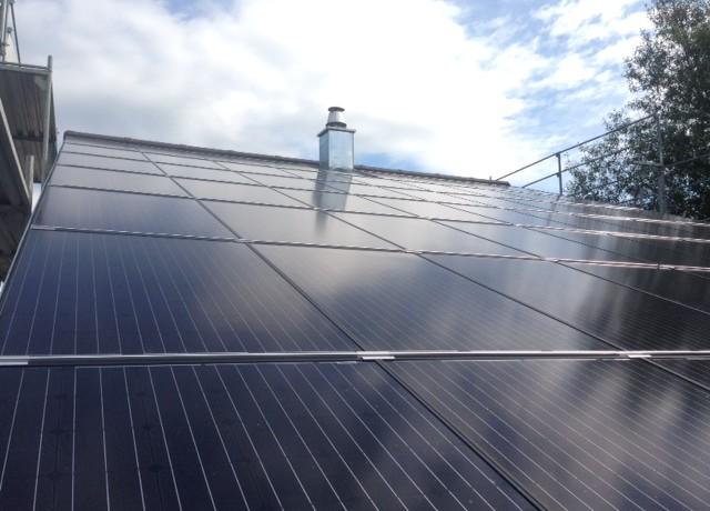 15.37 kWp Indach – 5079 Zeihen