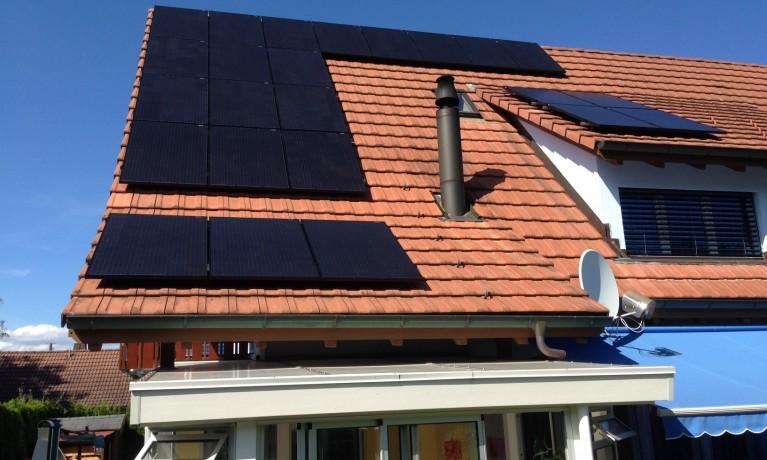 6.37 kWp Aufdach – 4322 Mumpf