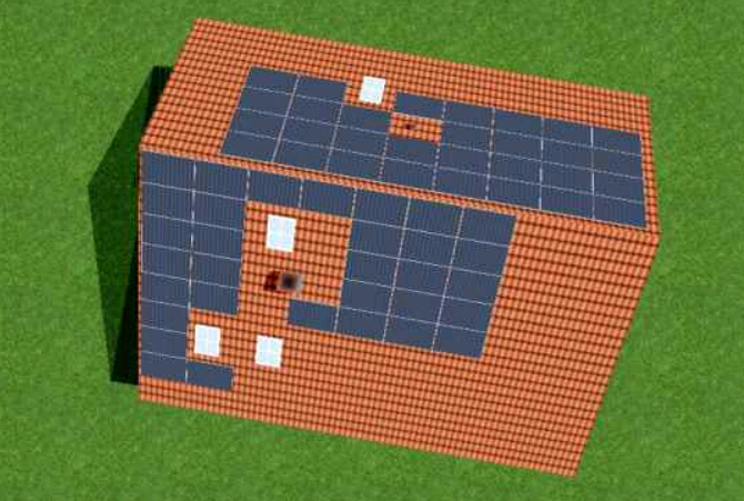 9.30 kWp Aufdach – 5085 Sulz AG
