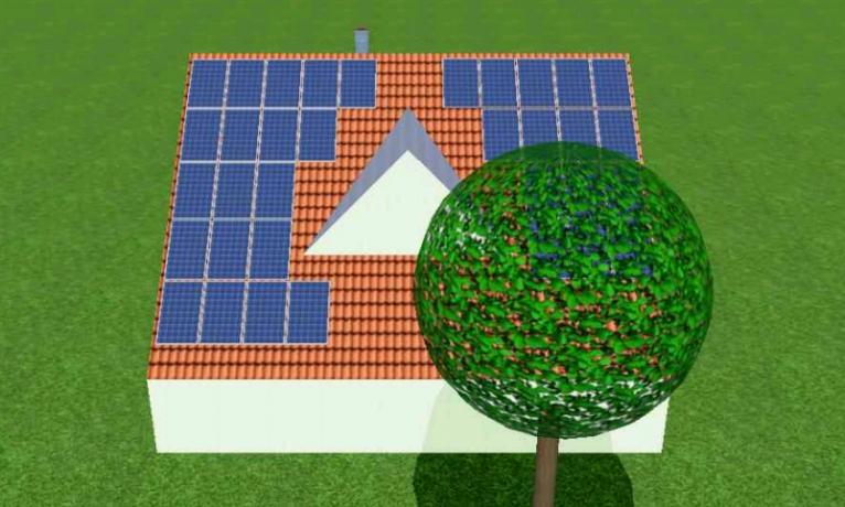 9.00 kWp Aufdach – 5082 Kaisten
