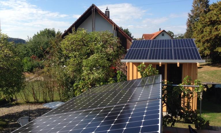 3.80 kWp Indach – 5072 Oeschgen