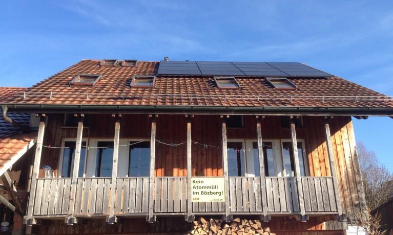 7.42 kWp Aufdach – 5079 Zeihen