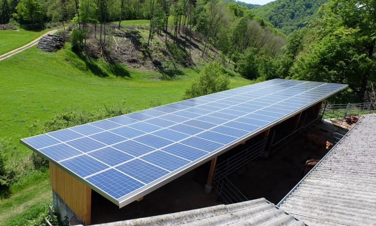 26.5 kWp Indach – 5025 Asp