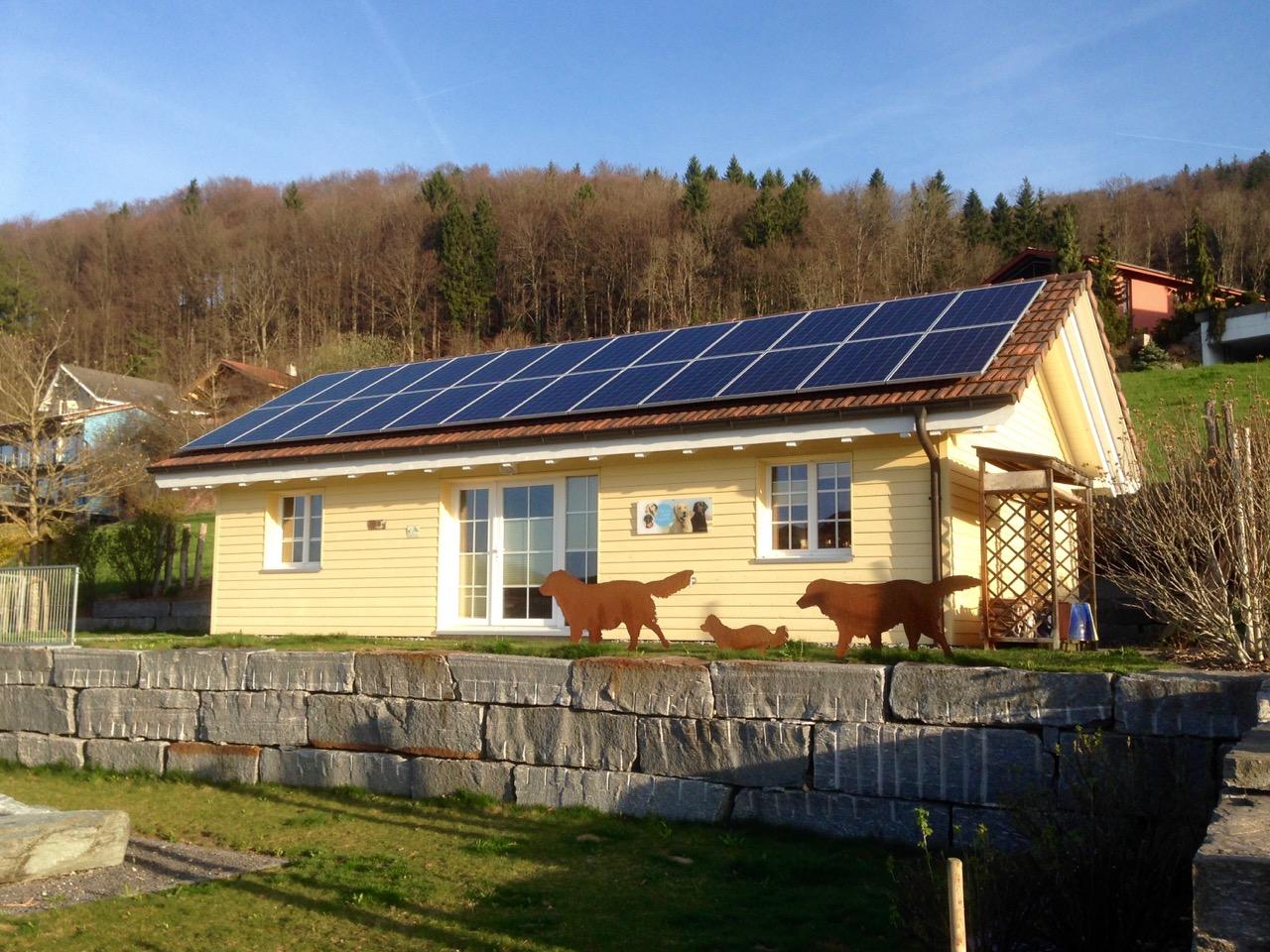 12.72 kWp Aufdach – 4634 Wisen SO
