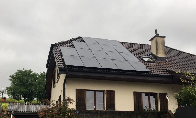 14.025 kWp Aufdach – 5027 Herznach