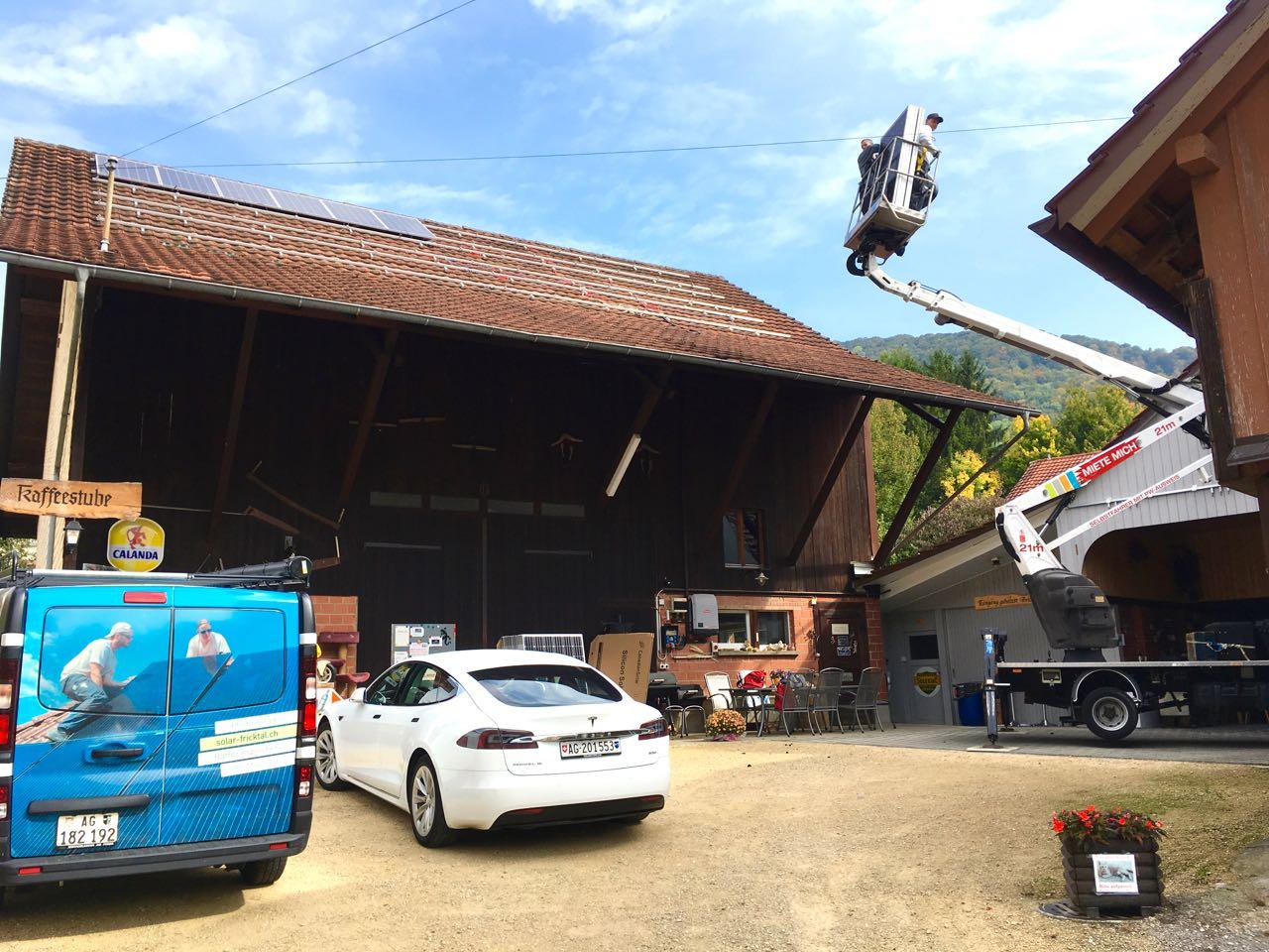 9.36 kWp Aufdach – 5083 Ittenthal