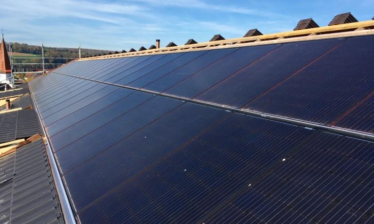 14.3 kWp Indach – 5072 Oeschgen