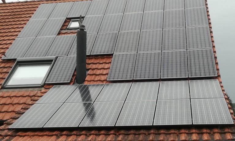 9.24 kWp Aufdach – 5070 Frick
