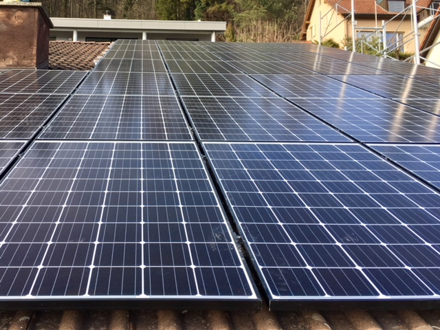 11.59 kWp Aufdach – 5200 Brugg