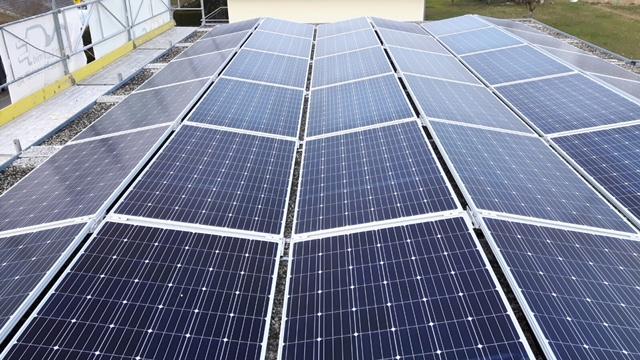 10.8 kWp Aufgeständert – 5082 Kaisten
