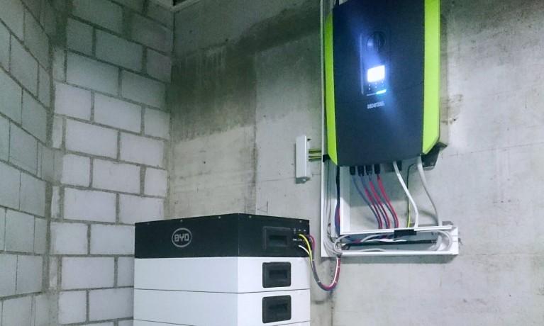10.25 kWp Aufdach mit Speicher – 5070 Frick