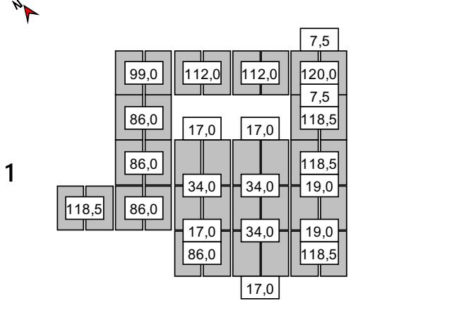 9.9 kWp Aufgeständert – 4143 Dornach
