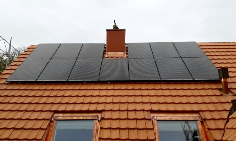 7.02 kWp Aufdach – 5070 Frick AG