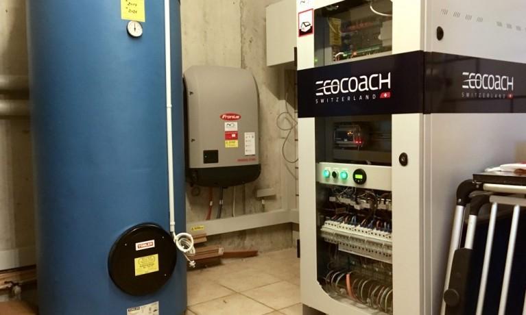 12 kWp Aufdach mit Speicher – 5075 Hornussen