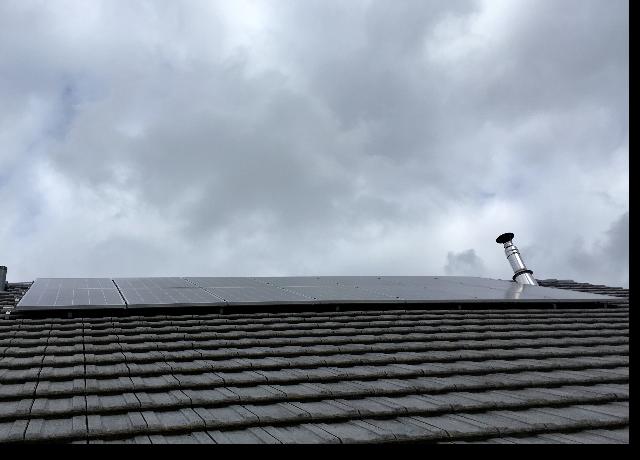 7.44 kWp Aufdach – 5078 Effingen