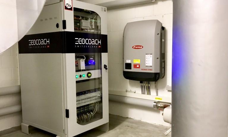 Indach 15 kWp mit Speicher – 5620 Bremgarten